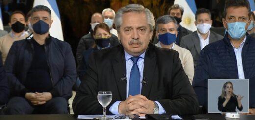 Alberto Fernández realizará anuncio de inversiones