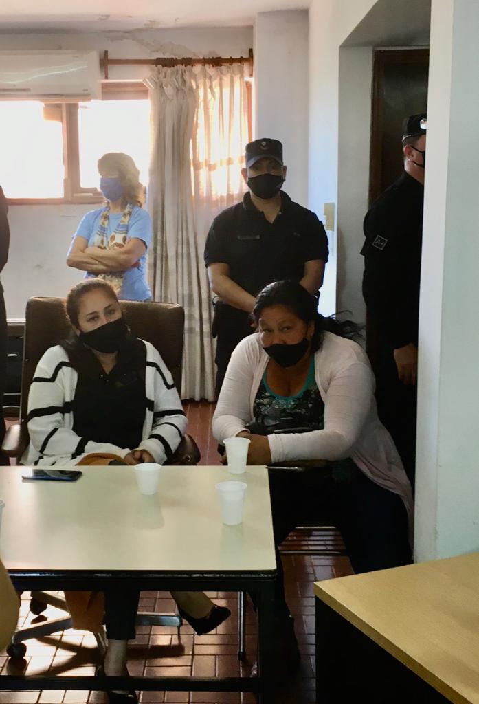 Condenaron a María Ovando a 20 años de prisión por los abusos sexuales de su hija y su nieta