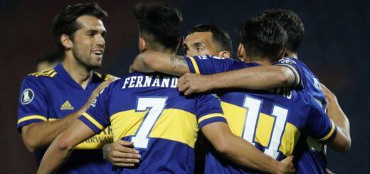 Ya clasificado,Boca Juniors recibe a Caracas por Copa Libertadores