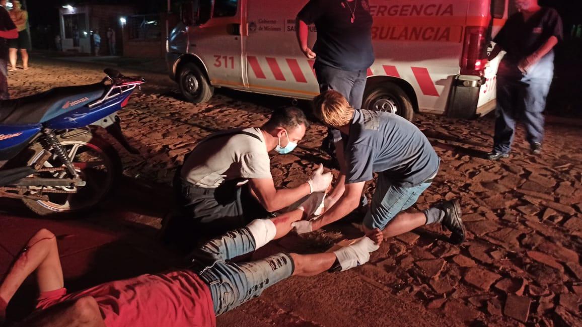Bomberos voluntarios en alerta en el país ante la falta de vacunación al personal contra el COVID-19