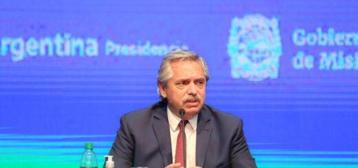 Desde Misiones, Alberto Fernández anunció la extensión del aislamiento y del distanciamiento social