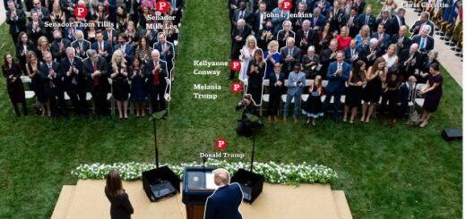 Donald Trump con coronavirus: ya son siete contagiados entre los asistentes a un acto formal en la Casa Blanca