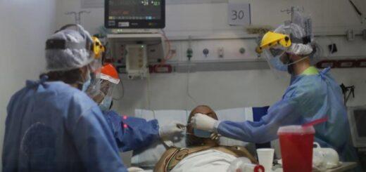 Coronavirus en Argentina: se registraron 13.510 nuevos casos y 284 muertes en 24 horas