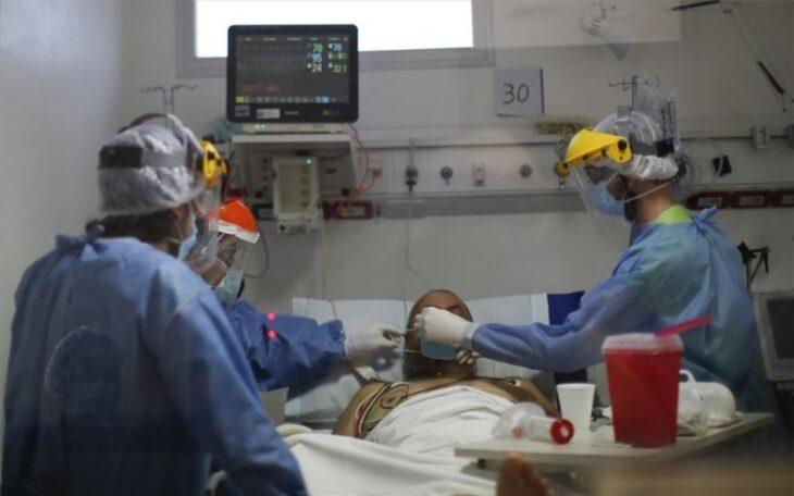 Coronavirus en Argentina se registraron 13.510 nuevos casos y 284 muertes en 24 horas