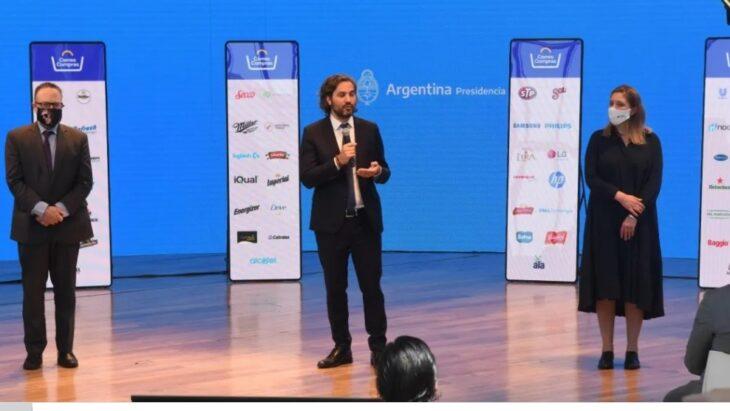 """Presentaron """"Correo Compras"""", la nueva tienda virtual del correo oficial"""