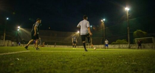 Se extiende hasta la medianoche el horario de apertura de gimnasios, canchas de fútbol y entidades deportivas en la ciudad de Posadas
