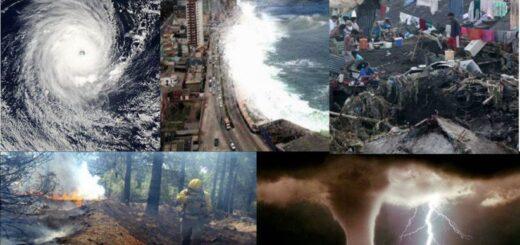 """Fabio Cabello: """"Los desastres naturales son inevitables y el proceso de cambio climático potencia los fenómenos meteorológicos"""""""