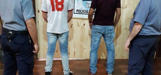 Santa Ana: detuvieron a dos hombres acusados de apuñalar a otro el fin de semana