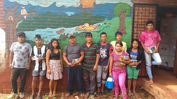 Con el respaldo de Pérez Esquivel, organizaciones indígenas pidieron que se concreten el Instituto Terciario de Turismo Comunitario Indígena y el Sendero de la Cultura Mbya Guaraní en Cataratas