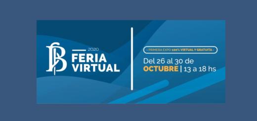 Feria Virtual Fundación Barceló: ¿Buscás dónde estudiar? Exposición online y gratuita de carreras de grado y pregrado