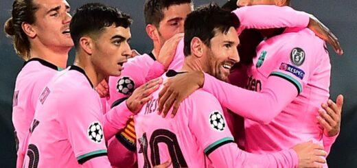 El Barcelona le ganó 2 a 0 a la Juventus en Turín en la segunda fecha de la fase de grupos de la Champions