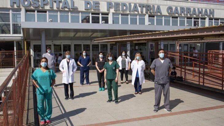 El Hospital Garrahan realizó 26 trasplantes de médula ósea durante la pandemia de coronavirus