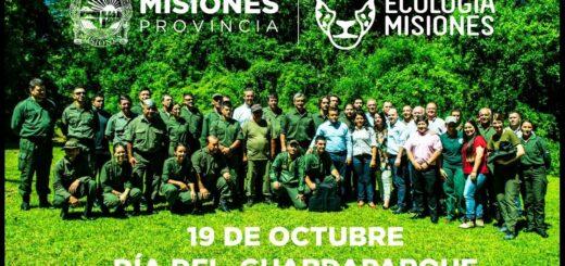 En el Día de los Guardaparques provinciales destacan el rol que cumplen en Misiones
