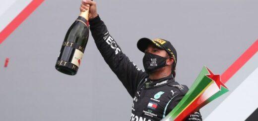 Por qué Hamilton se convirtió en el piloto más ganador de la Fórmula 1