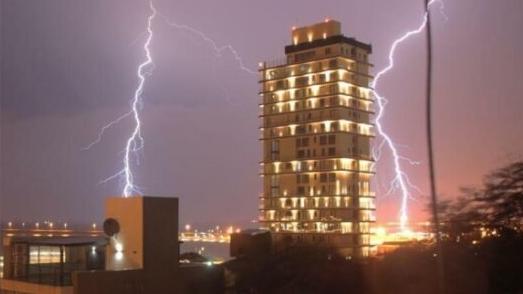 Anticipan severas tormentas en Misiones para el fin de semana