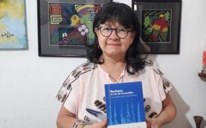 """La parlamentaria Julia Perié presenta su libro """"Parlasur, la voz de los pueblos"""" este jueves por streaming"""