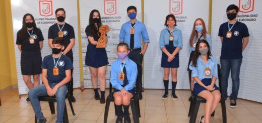ganadores de los Interculturales Estudiantiles