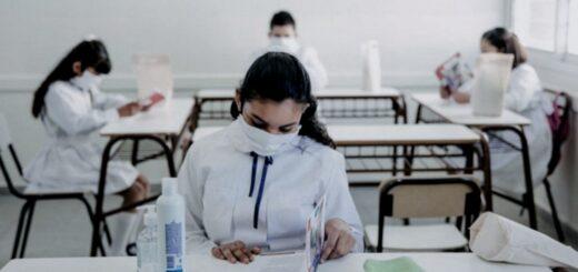 Regresan a clases presenciales unos 6.700 alumnos en la provincia de Buenos Aires