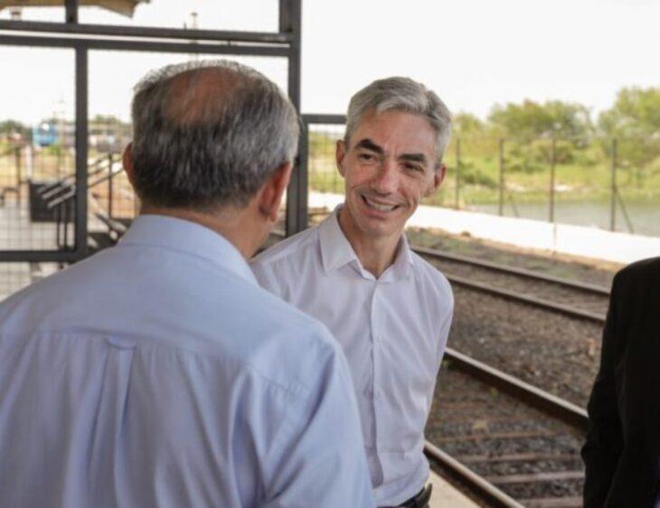 El Ministro de Transporte Mario Meoni visitará Misiones para avanzar en la puesta en marcha del puerto de Posadas e inaugurar el tren Posadas- Garupá