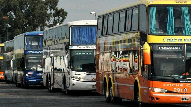 Transporte de larga distancia: empresarios del sector aclaran que todavía no está definida la fecha de retorno de los servicios