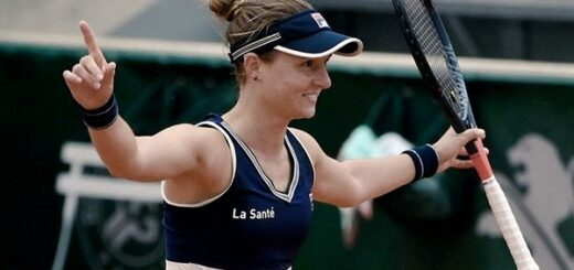 Tenis: la argentina Nadia Podoroska ya se ubica entre las mejores 50 del mundo
