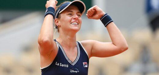 Con horario confirmado, Nadia Podoroskabuscará seguir haciendo historia en Roland Garros este viernes