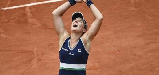 discurso de Nadia Podoroska tras el triunfo