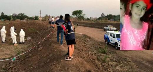 niña asesinada en Tucumán