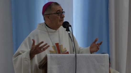 """Carta del obispo de Posadas, Juan Rubén Martínez: """"Disponibilidad para la Misión"""""""
