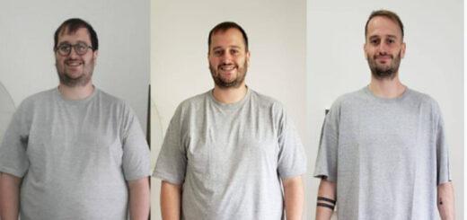 Bajó más de 50 kilos sin dietas