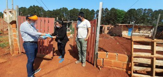Regularización y urbanización en el sector Sol de Misiones al sur de Posadas