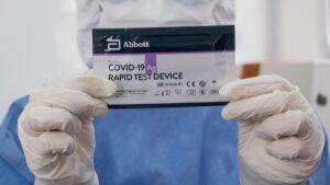 Coronavirus: Misiones ultima detalles para instalar sistema de testeos rápidos para ingresos desde el resto del país por aire y tierra