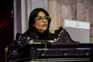 """Flavia Morales: """"Sentimos el federalismo y vamos hacia un futuro de desarrollo y de grandes oportunidades"""""""