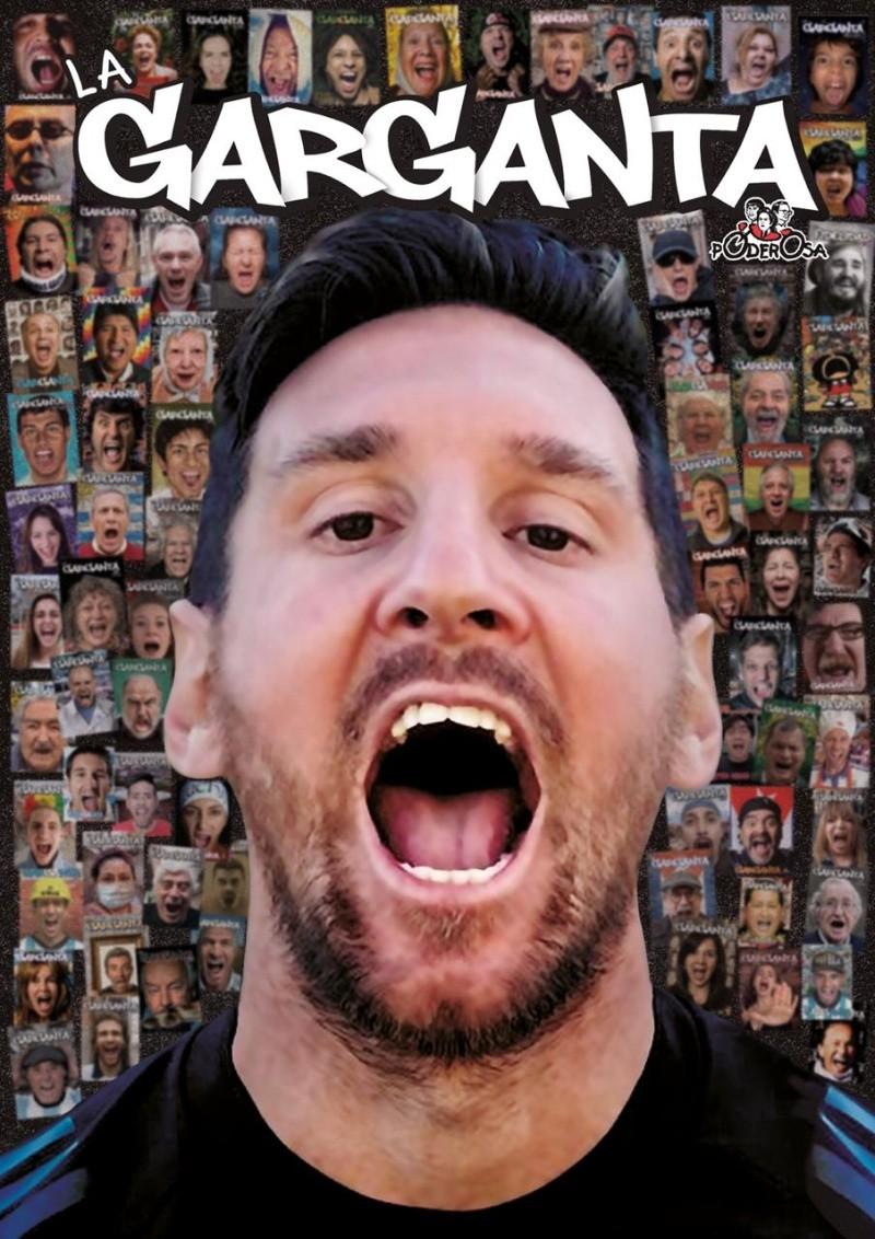 """Lionel Messi: """"La desigualdad es uno de los grandes problemas de nuestra sociedad"""""""
