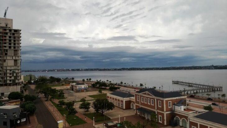 Jueves inestable en Misiones con probabilidad de lluvias y chaparrones
