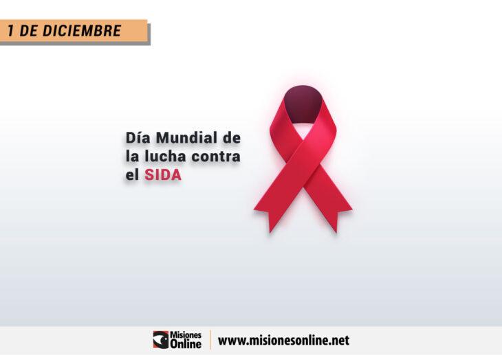 Con la finalidad de concientizar a la población hoy se conmemora el Día Mundial de la Lucha contra el VIH/SIDA