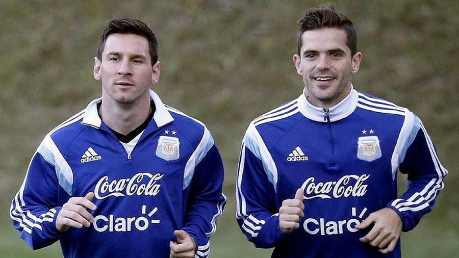 Messi y su mensaje para Gago y Mascherano quienes anunciaron su retiro del fútbol profesional