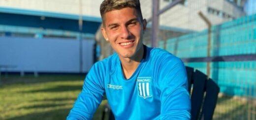 """""""Ojalá me toque jugar unos minutos"""", contó el misionero Imanol Segovia que irá al banco de Racing Club"""