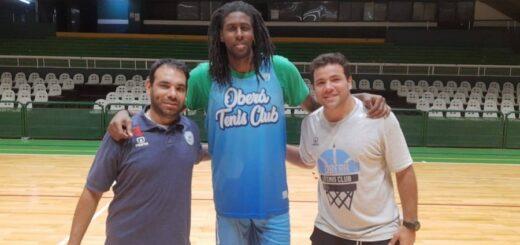 Con plantel completo, Oberá Tenis Club entrena pensando en el retorno de la Liga Nacional