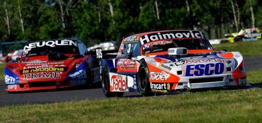 Mariano Werner ganó de punta a punta la carrera del Turismo Carretera en el Mouras de La Plata