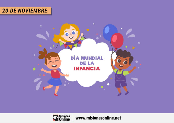 Hoy se conmemora el Día Mundial de la Infancia: la importancia de recordar los derechos de la niñez