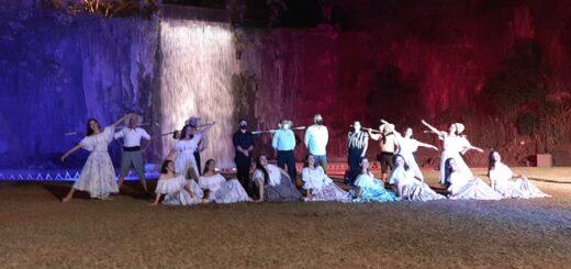 Con una vigilia comenzó la celebración por los 150 años de fundación de la ciudad de Posadas