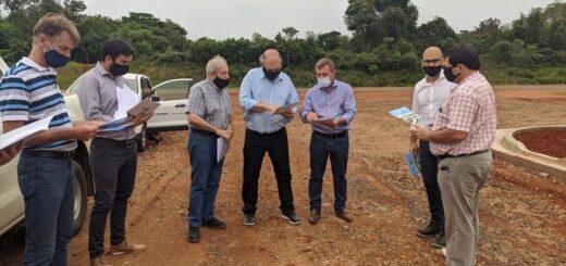 Campo Grande recibirá 33 millones de pesos para su parque industrial