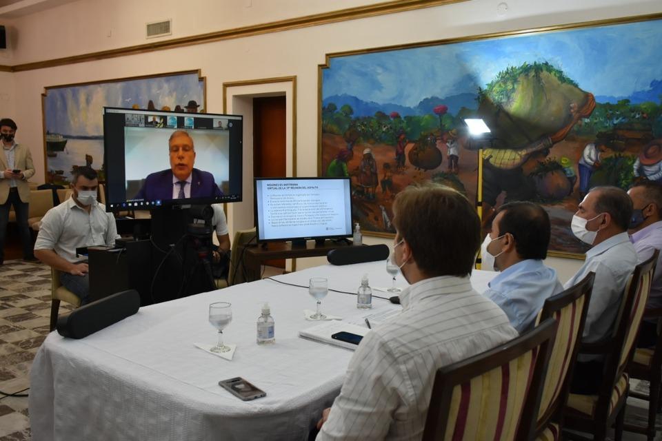 Misiones es sede virtual de la 39º Reunión del Asfalto