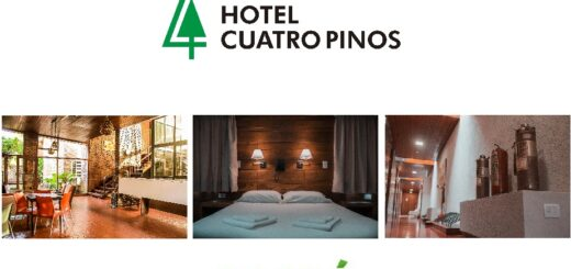Hotel 4 Pinos en Oberá, historia e innovación arquitectónica en un mismo lugar