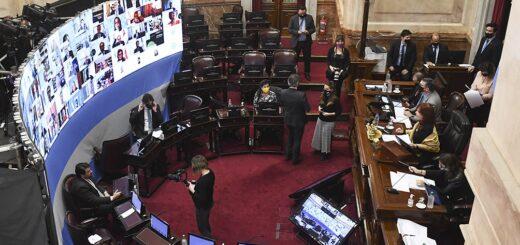 El Senado debate los cambios en el Ministerio Público Fiscal