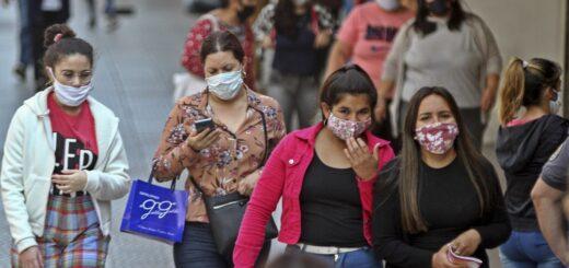 Coronavirus: Corrientes sumó 342 casos en 24 horas, 17 de ellos en Ituzaingó