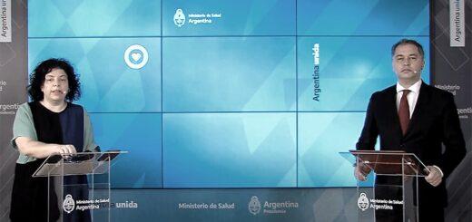 Coronavirus en Argentina: cae el promedio de casos y los infectados activos