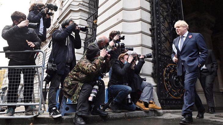 Boris Johnson sufre un duro revés con el rechazo a una ley que rompe el acuerdo del Brexit