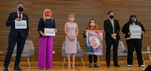 El Gobierno nacional presenta una fuerte Campaña de Concientización y Prevención contra el Grooming